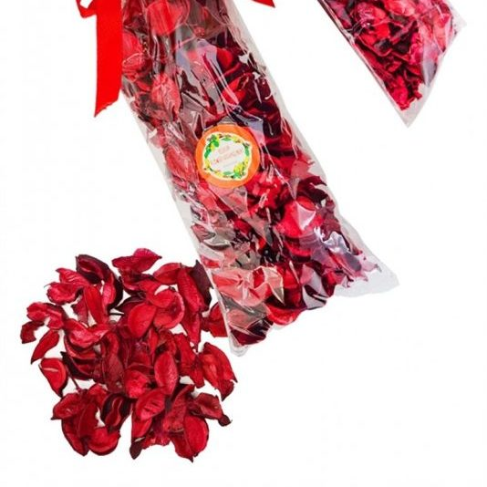 Isparta Kokulu Gül Kurusu Kırmızı 70 Gram